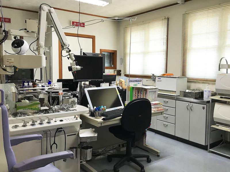 診察室の画像