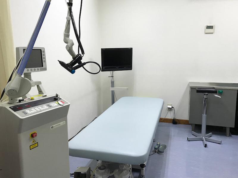 処置室の画像